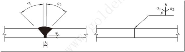 3螺栓,孔,电焊铆钉的表示方法    在钢结构工程中,常用的连接方法