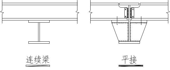 平台钢结构的布置及结构形式
