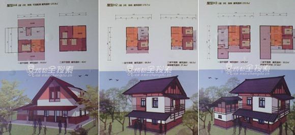 专题文章 正文  据谢英俊介绍,采用轻钢结构的农房因为重量轻,只有2到