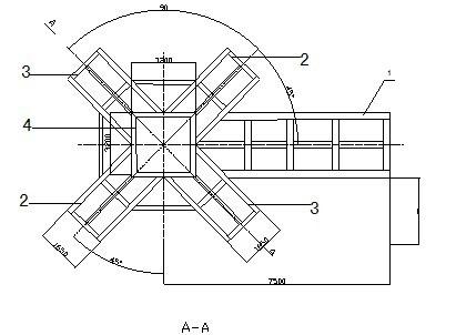 大型设备基础钢结构框架安装焊接工艺及制作