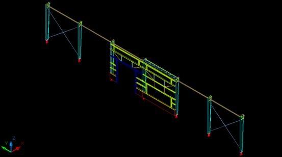 大班结构区墙面布置图