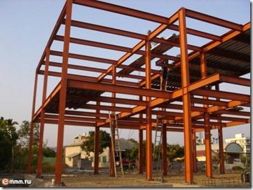 台湾钢结构住宅建造案例简介